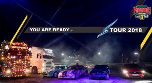 Προσομειωτής αγωνιστικής οδήγησης και Paramotor στο 11ο Motor Festival των Ιωαννίνων!