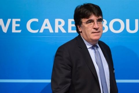 Επίσημο: Ο Θεοδωρίδης γενικός γραμματέας της UEFA