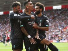 """Premier League: Η Λίβερπουλ """"καθάρισε"""" με Μανέ-Φιρμίνο, σόου Πούκι για την Νόριτς"""