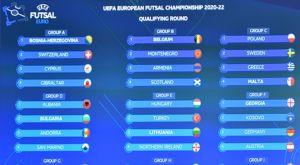 Εθνική Σάλας: Στη Μάλτα οι μάχες της στο δρόμο για το EURO 2022