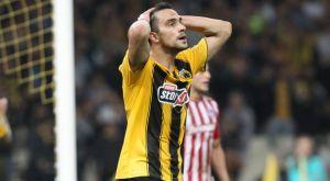 Η ΑΕΚ στην 6η θέση της Super League μετά το -3