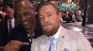 Ο McGregor αποθεώνει τον Tyson: «Είσαι είδωλο και πουλάς εξαιρετική μαριχουάνα!»