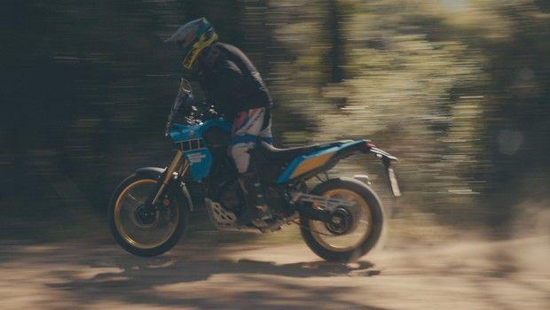 Η συνέχεια της νέας ταινίας της Yamaha: Ténéré 700 Rally Edition #mianatousenosei