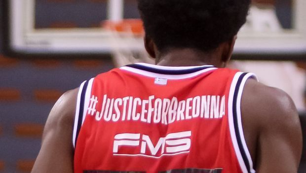EuroLeague: Το αφιέρωμα στα μηνύματα των παικτών στις φανέλες