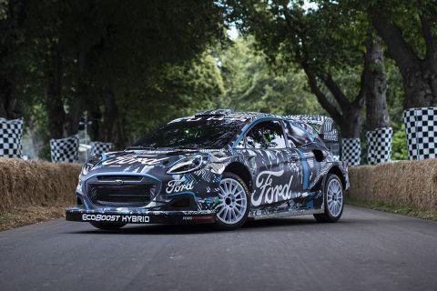 M-Sport Ford Puma R1: Το πρώτο Rally1 του 2022 αποκαλύφθηκε