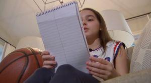 Το γράμμα παρηγοριάς μίας 9χρονης στον Τζοέλ Εμπίντ