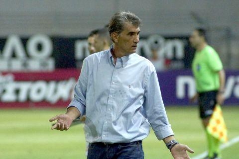 """Ντόστανιτς: """"Ο Αστέρας έπαιξε μυαλωμένα και έκανε καλή διαχείριση"""""""