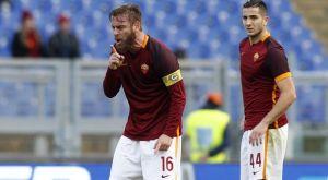 Ρόμα: Ο Μανωλάς χαιρέτησε τους οπαδούς μετά την 7άρα