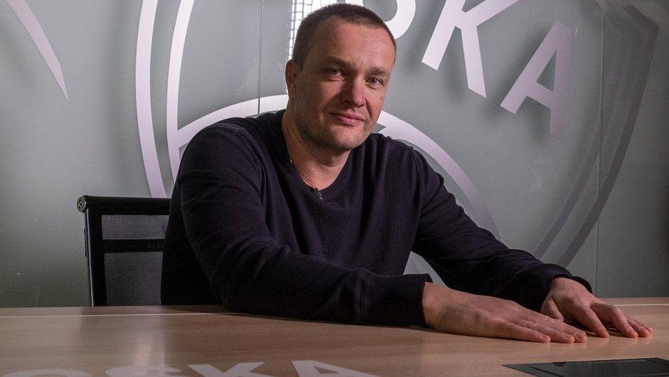 Ο Αντρέι Βατούτιν είναι πρόεδρος της ΤΣΣΚΑ Μόσχας