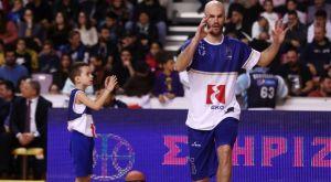 EKO All Star Game: Συμπαίκτης με τον γιο του ο Νικ Καλάθης