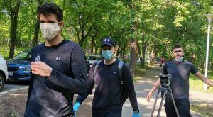 Κορονοϊός: Η Παρτιζάν επέστρεψε στις προπονήσεις με μάσκες