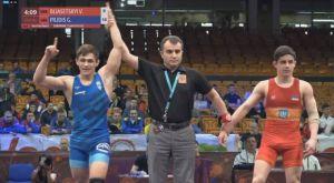 Ελευθέρα πάλη: Ο Πιλίδης στον τελικό του Ευρωπαϊκού Κ23