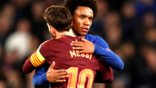 Willian is the colour, 