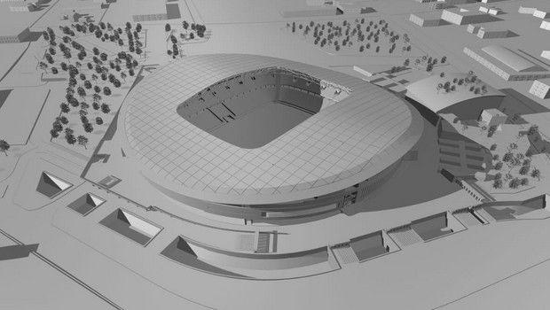 Το σχέδιο για το γήπεδο του Παναθηναϊκού στον Βοτανικό