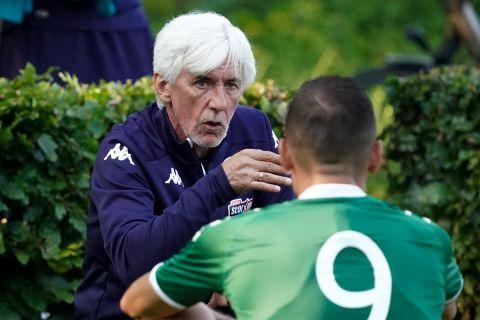 Ο Ιβάν Γιοβάνοβιτς είναι απαιτητικός με τους ποδοσφαιριστές του Παναθηναϊκού
