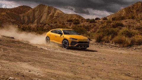 Αυτή είναι η πανίσχυρη Lamborghini Urus