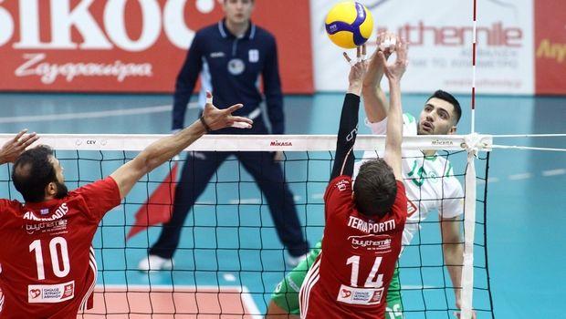 Κορονοϊός: Αναβολή και της Volley League των ανδρών