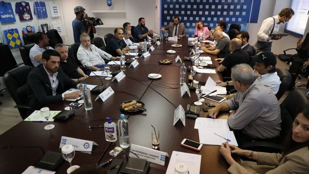 Super League 1: Συζητήθηκε και απορρίφθηκε το αίτημα του Ολυμπιακού για αναβολή των εκλογών