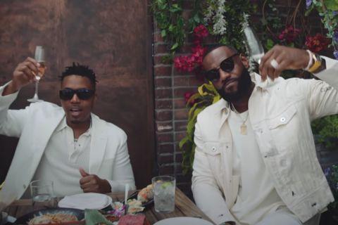 ΛεΜπρον Τζέιμς και Ράσελ Γουέστμπρουκ έπαιξαν στο νέο video clip του Nas