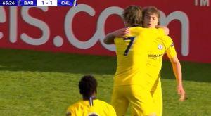 Youth League: Στον τελικό η Τσέλσι, 5-4 την Μπαρτσελόνα στα πέναλτι