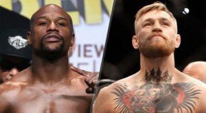 Ανακοινώθηκε το Mayweather vs McGregor!