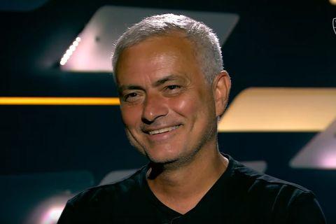 Ο Ζοζέ Μουρίνιο σε συνέντευξή του στο επίσημο κανάλι της Ρόμα στο Youtube | 17 Αυγούστου 2021