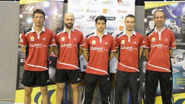 Βαρύ 0-3 για την Ιστρ του Παπαγεωργίου στον πρώτο ημιτελικό του E.T.T.U. Cup