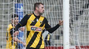 ΑΕΚ – Παναιτωλικός: Το 2-0 με τον Κρίστιτσιτς