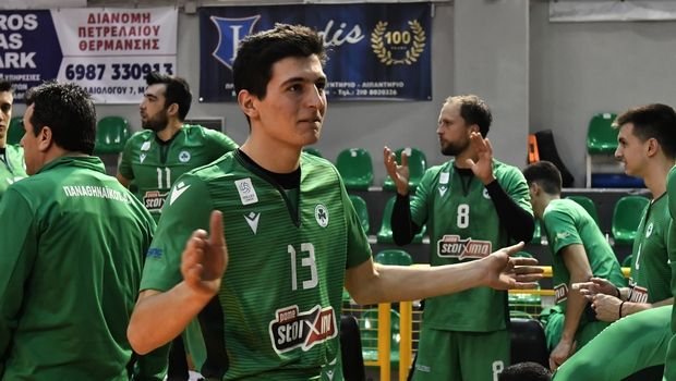 Volleyleague ανδρών: Ο Παναθηναϊκός νίκησε τον ΠΑΟΚ με σούπερ Ανδρεόπουλο