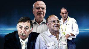"""Οι 10 Ομοσπονδιάρχες με τα 198 χρόνια θητείας που """"πετάει"""" έξω ο νόμος"""