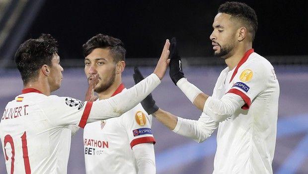 Σεβίλλη - Βιγιαρεάλ 2-0: Με Οκάμπος και Εν Νεσίρι οι Ανδαλουσιάνοι