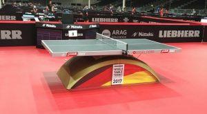 Αρχίζει στο Ντίσελντορφ η γιορτή της παγκόσμιας επιτραπέζιας αντισφαίρισης
