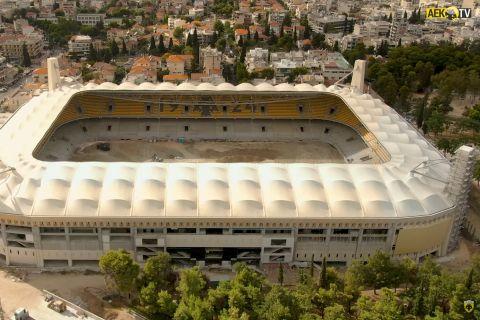 Η εικόνα της OPAP Arena