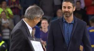 Τα special δώρα της EuroLeague στον Χουάν Κάρλος Ναβάρο