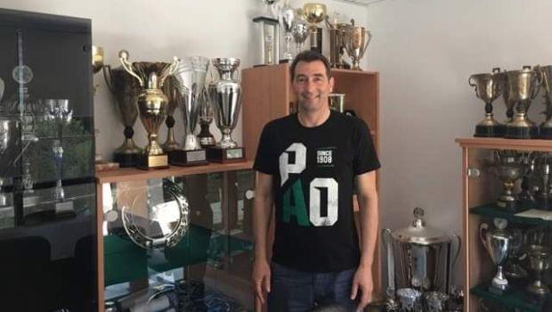 Παναθηναϊκός: Ανδρεόπουλος για έκτη σερί χρονιά