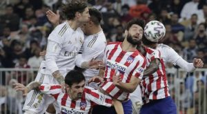 """Ρεάλ Μαδρίτης – Ατλέτικο Μαδρίτης: """"Κάτι παραπάνω από ένα ντέρμπι"""""""