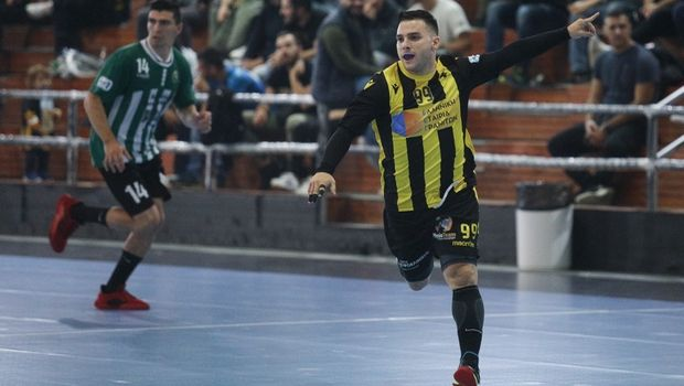 Handball Premier: Σαρωτική η ΑΕΚ κόντρα στον Διομήδη