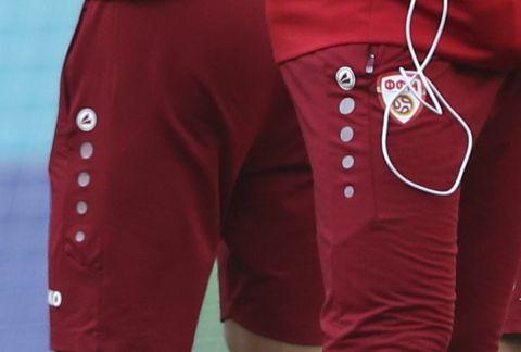 Euro 2020: Οι παίκτες της Βόρειας Μακεδονίας εμφανίστηκαν με έμβλημα χωρίς γεωγραφικό προσδιορισμό στις φόρμες