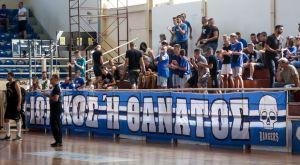 Ιωνικός – Κολοσσός: Επεισόδια μετά το τέλος του αγώνα