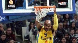 EuroLeague: Υποψήφιος για την ομάδα της 10ετίας ο Τάιους