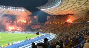 Ντιναμό Δρέσδης: Πάνω από 30.000 οπαδοί της βρέθηκαν σε εκτός έδρας ματς