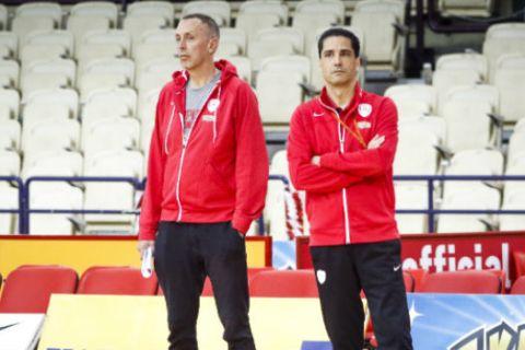Ανασύνταξη στον Ολυμπιακό