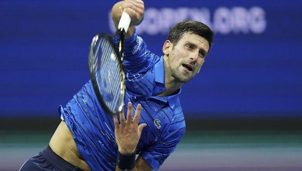 Προετοιμάζεται για US Open ο Τζόκοβιτς
