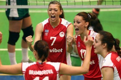 Ολυμπιακός πρωταθλητής Ελλάδας 2014/2015