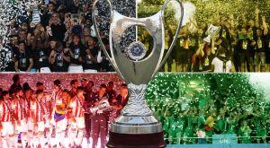 """Κύπελλο Ελλάδος: Το πρόγραμμα της 1ης αγωνιστικής των """"16"""""""