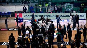 Παναθηναϊκός: Πανηγύρισε με Νίνο την αποχώρηση Ολυμπιακού και την πρόκριση (VIDEO)