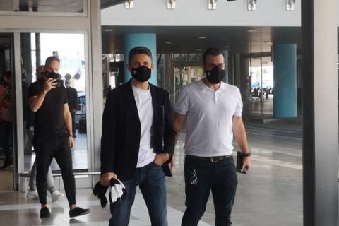 Στη Θεσσαλονίκη ο Λουτσέσκου: 'Τα καλύτερα χρόνια της ζωής μου στον ΠΑΟΚ' | SPORT 24