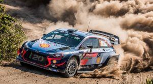 WRC: Επική νίκη Νεβίλ στη Σαρδηνία!