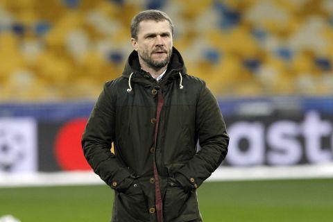 Ο Σεργκέι Ρεμπρόφ ως προπονητής της Αλ Αΐν