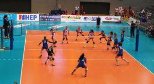 Τρομερή η Εθνική γυναικών, 3-0 σετ την Κροατία